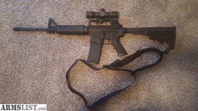 For Trade: Bushmaster AR 15