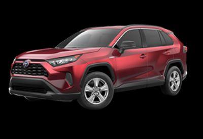 2019 Toyota RAV4 Hybrid LE ()