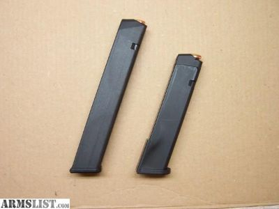 For Trade: Glock 9mm extended mags