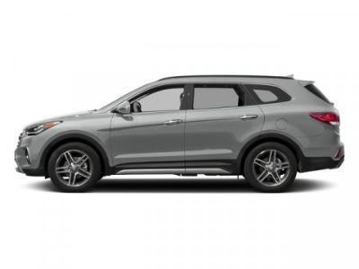 2017 Hyundai Santa Fe Limited (Circuit Silver)