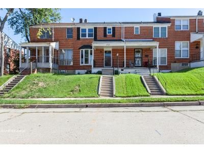3 Bed 2 Bath Foreclosure Property in Baltimore, MD 21206 - Silverbell Rd