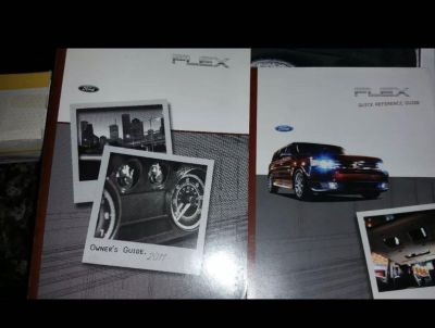 2011 Ford Flex owner s guide