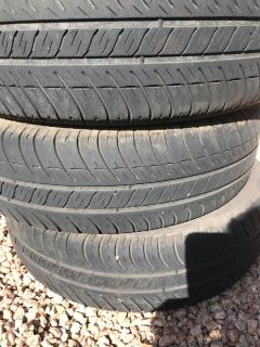 tires 75/65 R 15