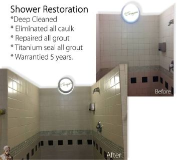 Shower Restoration Service
