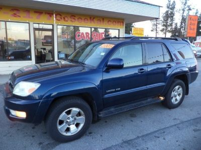 2005 Toyota 4Runner 4dr Limited V8 Auto 4WD