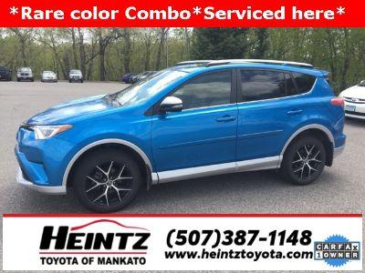 2016 Toyota RAV4 (Electric Storm Blue)