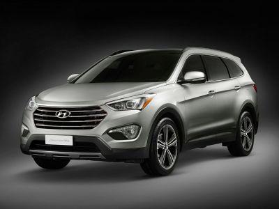 2015 Hyundai Santa Fe Limited (Iron Frost)