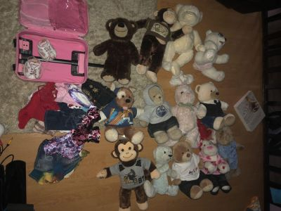 Build a Bears with Clothing