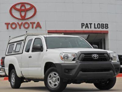 2015 Toyota Tacoma Base (white)