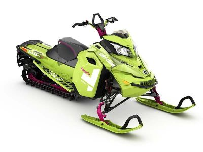 "2015 Ski-Doo Freeride 146 800R E-TEC, PowderMax 2.5"", E.S. Snowmobile Mountain Snowmobiles Dickinson, ND"