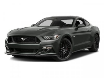 2016 Ford Mustang GT (Black Metallic)