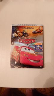 Cars DVD. Like new condition