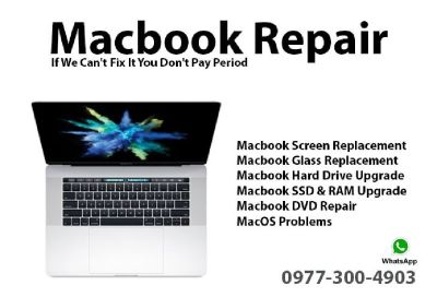 Macbook and Laptop online support software