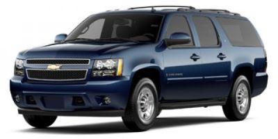 2009 Chevrolet Suburban LT 1500 (Silver Birch Metallic)
