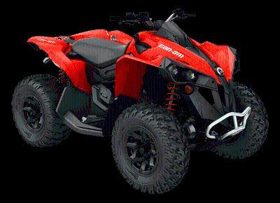 2016 Can-Am Renegade 850 Sport ATVs Leesville, LA