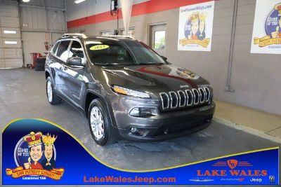 2015 Jeep Cherokee Latitude (granite crystal metallic clearcoat)