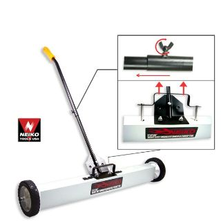 "Sell 36"" Heavy Duty Magnetic Sweeper Pick-Up Tool Shop Cleaning Garage Home Tools motorcycle in Chino Hills, California, US, for US $59.95"