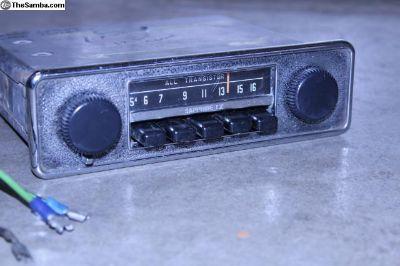 Sapphire IX AM 12V Radio Working