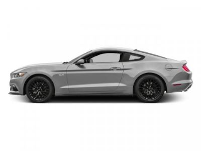 2017 Ford Mustang GT PREMIUM COUPE*A/C & HTD LEA (Ingot Silver Metallic)