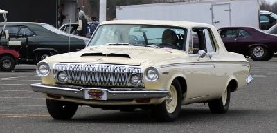 1963 Dodge Polara Model 440 426 Max Wedge Stage II
