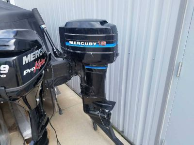 1983 Mercury Marine 18 MH Fishing Outboard Motors Kaukauna, WI