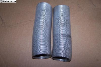 Engine cooling hose set- aluminum