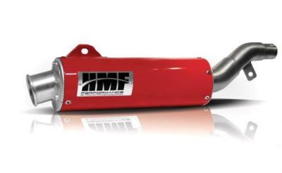 Purchase HMF Sport Series Slip-On Red 019253606671 motorcycle in Ashton, Illinois, United States, for US $303.95