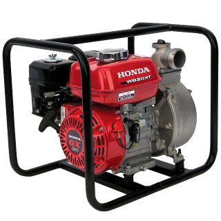 2016 Honda Power Equipment WB20 Pumps Chanute, KS