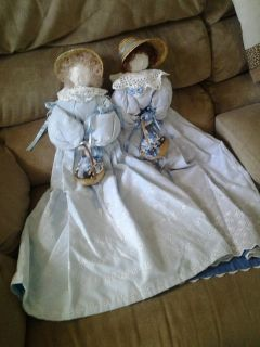 Bed Dolls New Made by Crafter