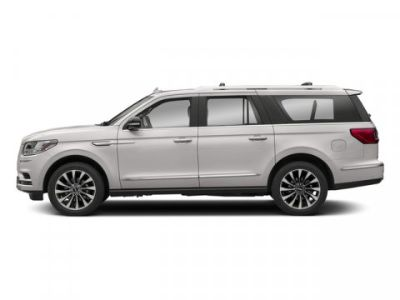 2018 Lincoln Navigator L Reserve (White Platinum Metallic Tri-Coat)