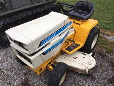 1981 Cub Cadet 1650 Lawn Tractors Hillman, MI