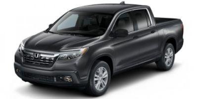 2017 Honda Ridgeline RT (Black)