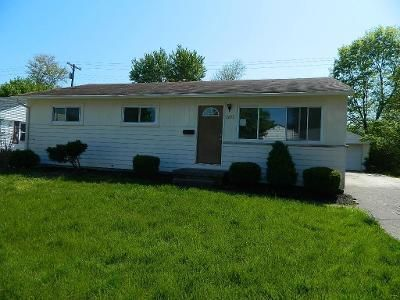 3 Bed 1.5 Bath Foreclosure Property in Fairborn, OH 45324 - Adams St