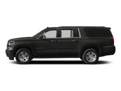 2015 Chevrolet Suburban LT 1500 (Tungsten Metallic)