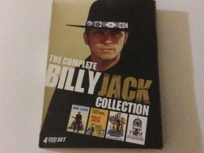 Billy jack dvd collection