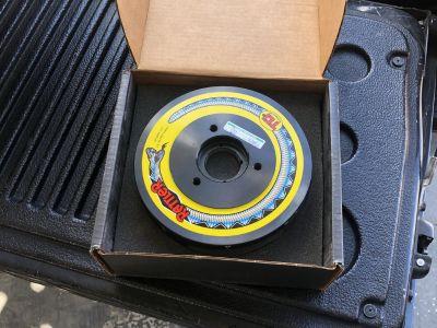 New TCI rattler balancer