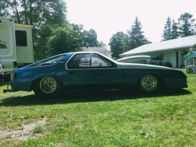 1989 Dodge Daytona,Stretched
