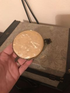 Beautiful vintage compact