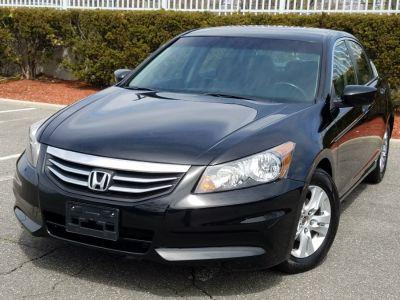 2011 Honda Accord SE (Crystal Black Pearl)