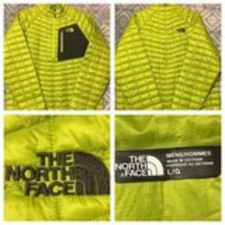 NWOT Men s Lg The North Face Thermoball pullover jacket