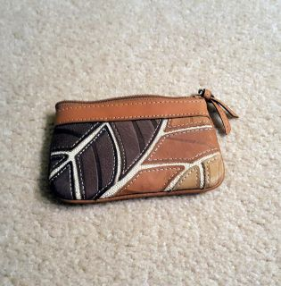Fossil coin purse / ID holder - brand new