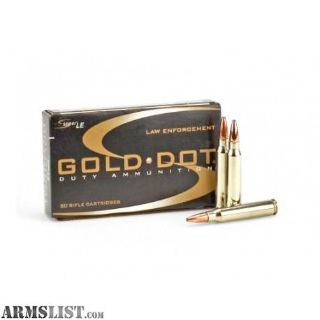 For Sale: 400 rounds of Speer plated 75gr 223s