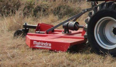 2018 Mahindra 6-Foot 3-Point Slip Clutch Standard Duty Rotary Cutter Rotary Cutters Lawn & Garden Bandera, TX