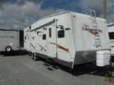 2007 Crossroads Cross Roads Travel Trailer Toyhauler