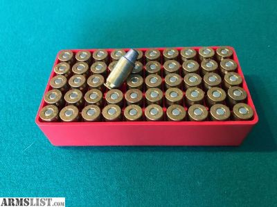For Sale: 45 ACP SWC