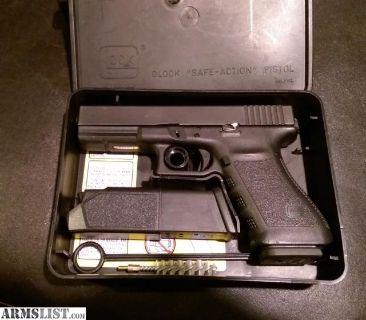 For Sale: Gen 3 Glock 21 w/3 prebans