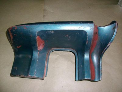 Sell 1964 bonneville catalina grand prix tail panel end quarter panel motorcycle in Northwood, Ohio, US, for US $25.00