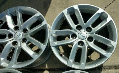 "Buy 11 12 13 Kia Optima 16"" alloy wheels rims 5x115 motorcycle in Fontana, California, United States, for US $349.00"