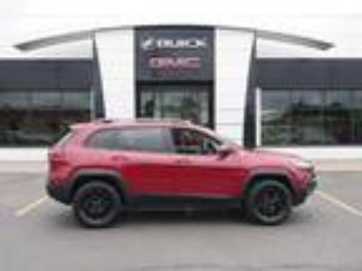 2015 Jeep Cherokee 4WD 4dr Trailhawk at [url removed]