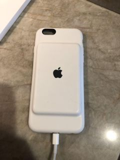 Apple IPhone 6/6s Smart Battery Charging Case